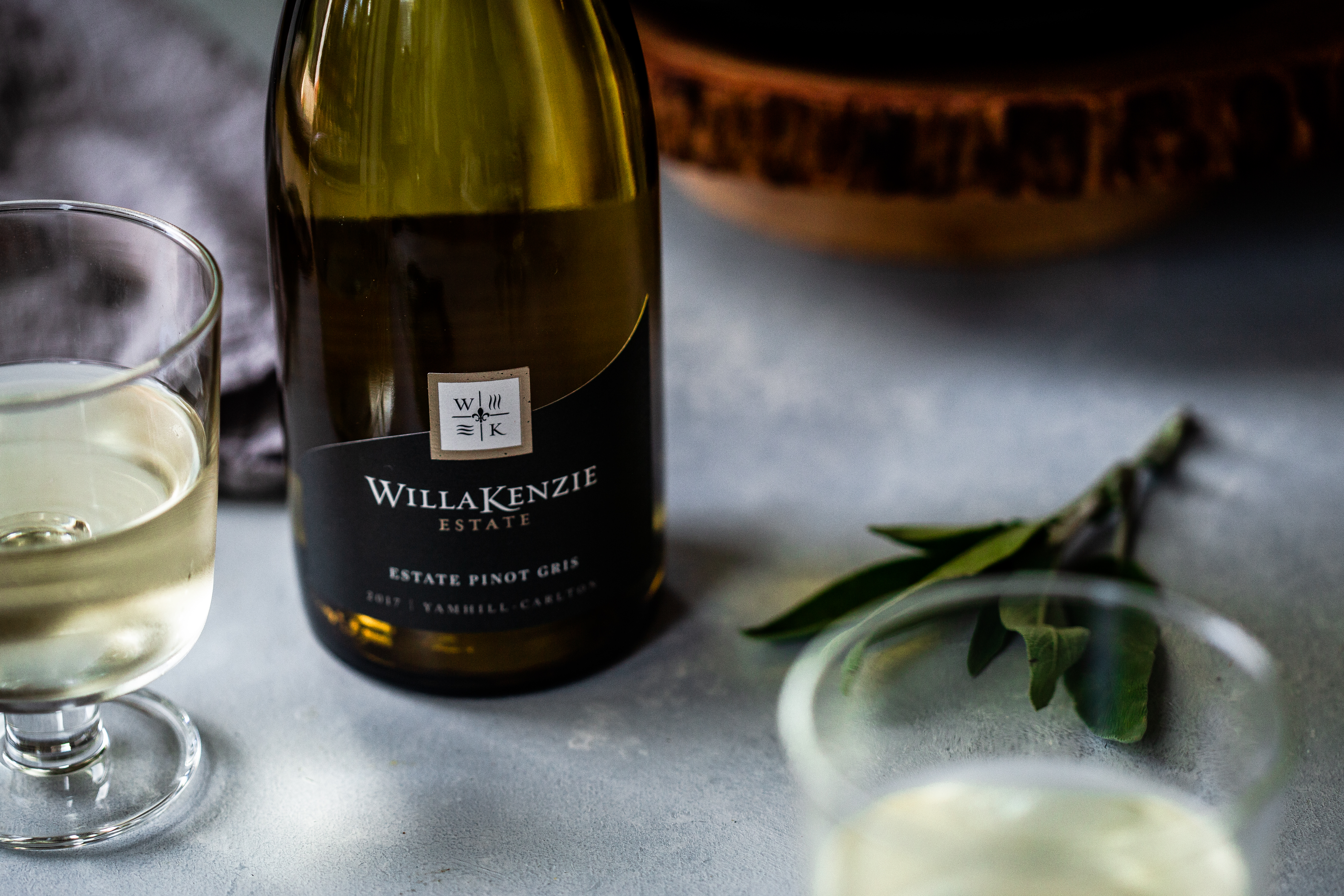 WillaKenzie Estate Pinot Gris