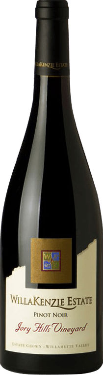 WillaKenzie Estate Jory Hills Pinot Noir